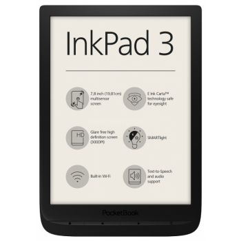 PocketBook 740 InkPad 3 (Black)