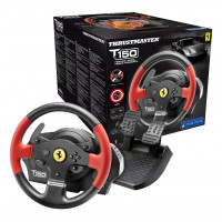 Thrustmaster T150 Ferrari Wheel with Pedals (4160630)
