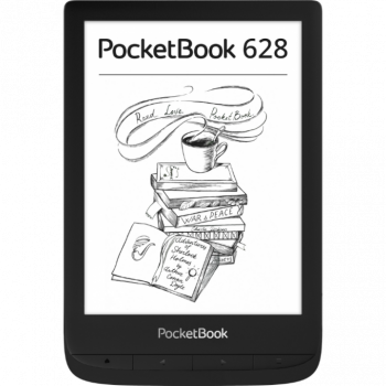 Pocketbook 628 Touch Lux 5 (Black)